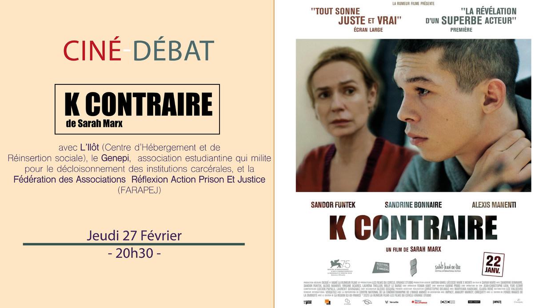 Photo du film K contraire