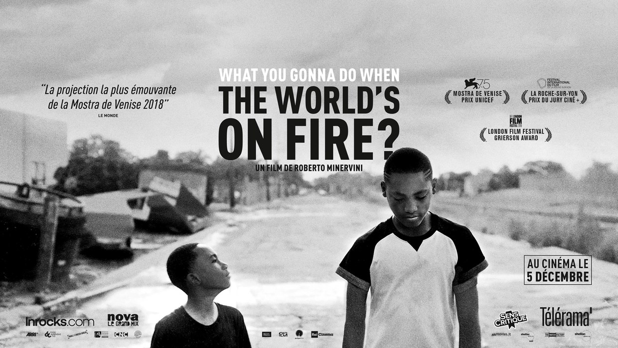 Photo du film What You Gonna Do When The World's On Fire?