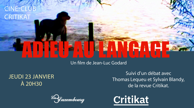 Photo du film Adieu au Langage